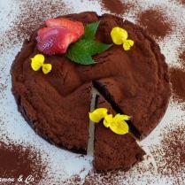 Gâteau ultra-fondant