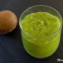 Kiwi curd