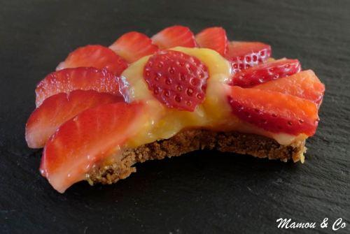 tartelettes_acidulées_fraises_spéculoos_2