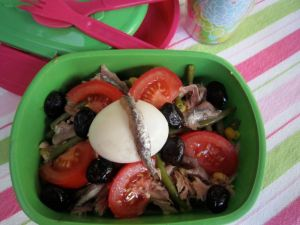 salade niçoise Béatrice