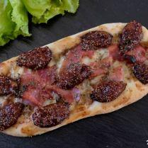 Pizzette aux figues et gorgonzola