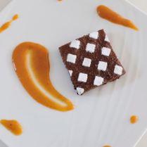 Fondant chocolat aux courgettes (sans beurre et sans gluten)