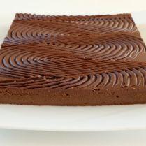 Gâteau chocolat au mascarpone de Cyril Lignac