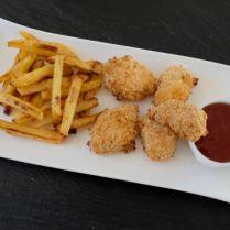 Nuggets de poulet sauce aigre-douce