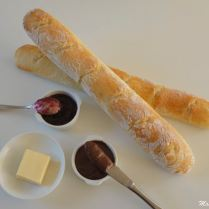 Baguettes express en 1 h 30 top chrono !