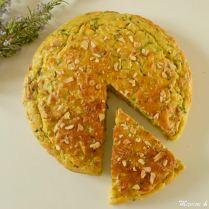 gâteau courgettes poulet_4