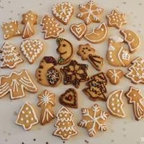 Weihnachtsplätzchen à la pâte de spéculoos