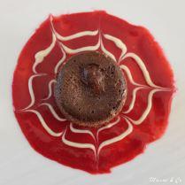 Moelleux chocolat au coeur coulant