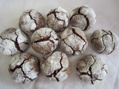 crinkles chocolat Béatrice