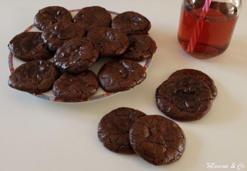 cookies craquelés aux 3 chocolats_5