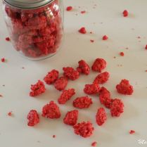 Pralines rouges